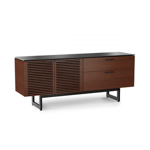 BDi Corridor® 6529 Credenza - Chocolate Stained Walnut