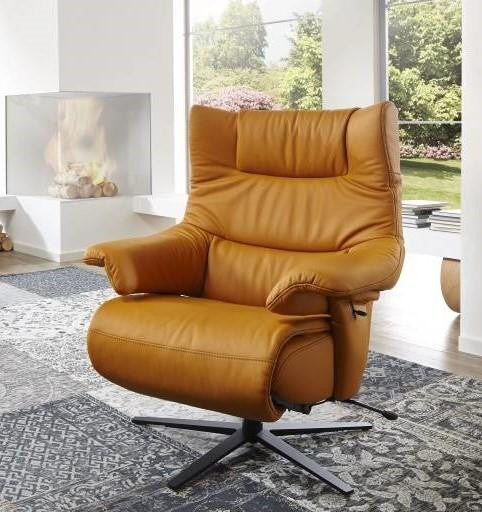 Phenomenal Harmony Recliner Chair With Integrated Footrest By Himolla Germany Caraccident5 Cool Chair Designs And Ideas Caraccident5Info