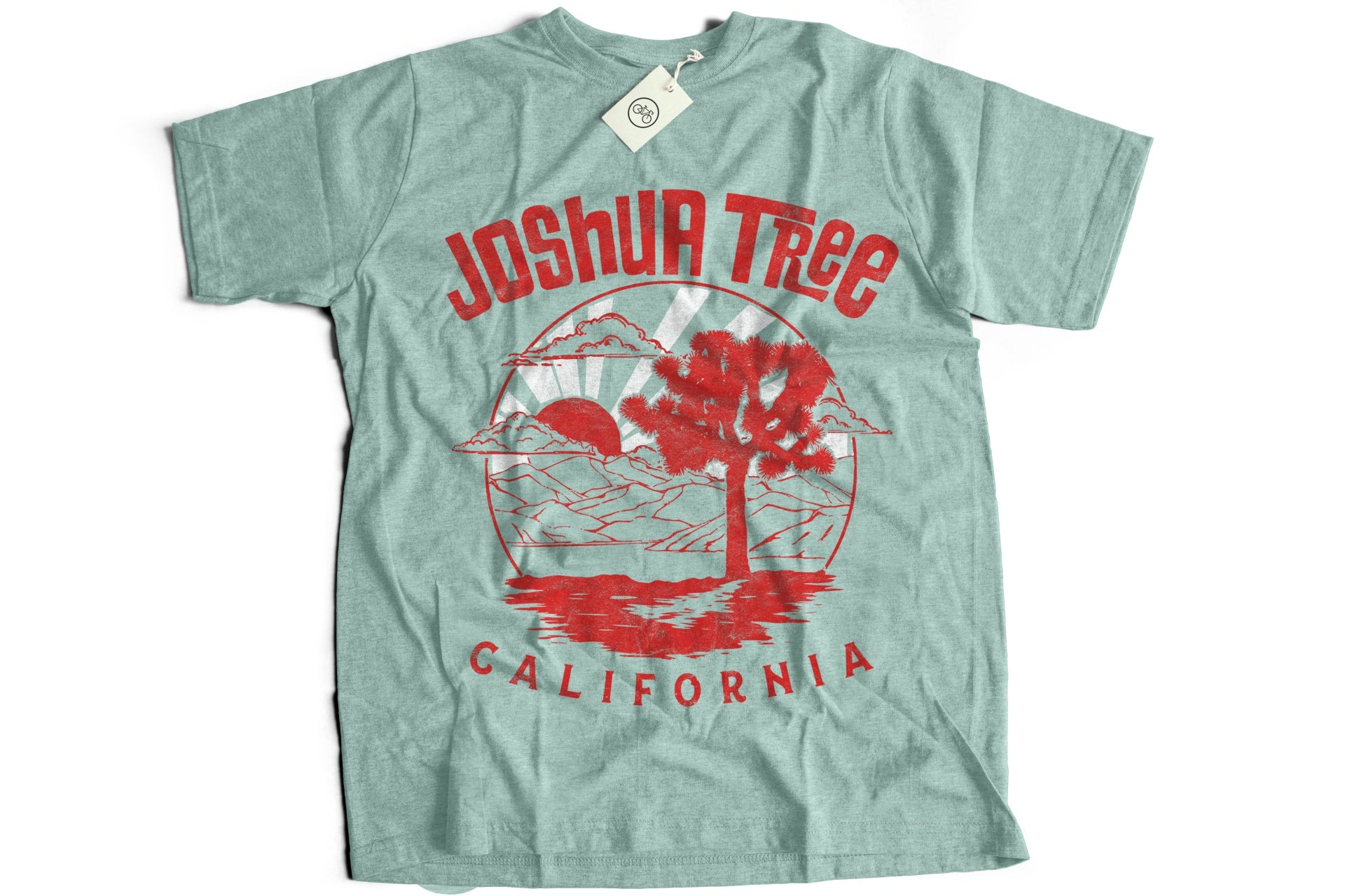 Joshua Tree National Park Retro 80's Short-Sleeve Unisex T-Shirt