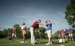 Group, Corporate Lessons or Golf Schools