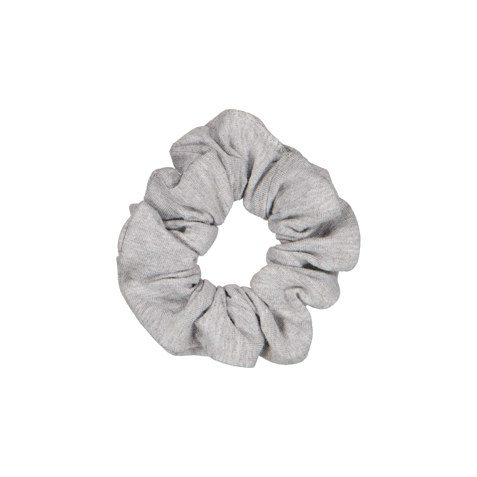 Scrunchie - Grey Melange (Large)