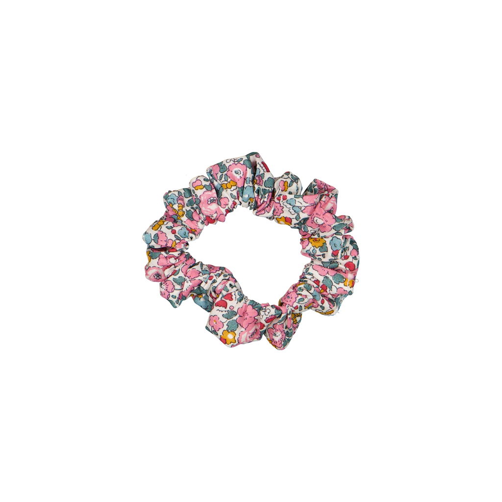 Pink Betsy Scrunchie - Small