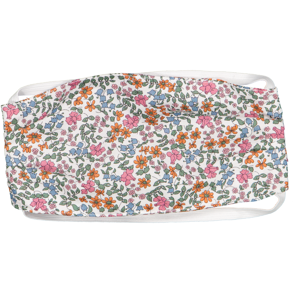 Liberty Winter Floral- Kids Face Mask