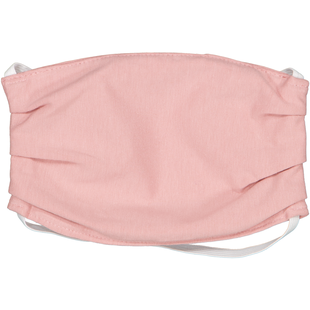 Blush Single Jersey- Kids Face Mask