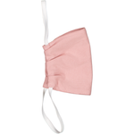 Blush Single Jersey- Adults Face Mask