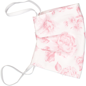 Adults Face Mask - Damask Rose