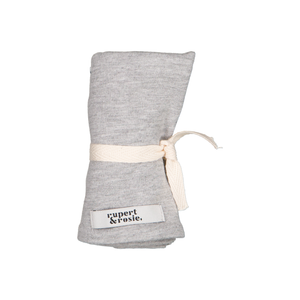 Grey Melange  Medium Buff  Winter Face Mask