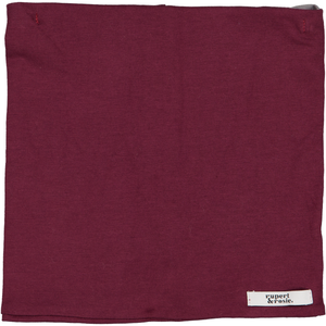Burgundy Medium Winter Buff Mask