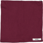 Winter Buff Face Mask - Burgundy (Large)