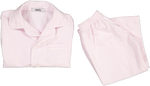 Ladies Pyjama Set - Blush Yarn Dyed Flannel