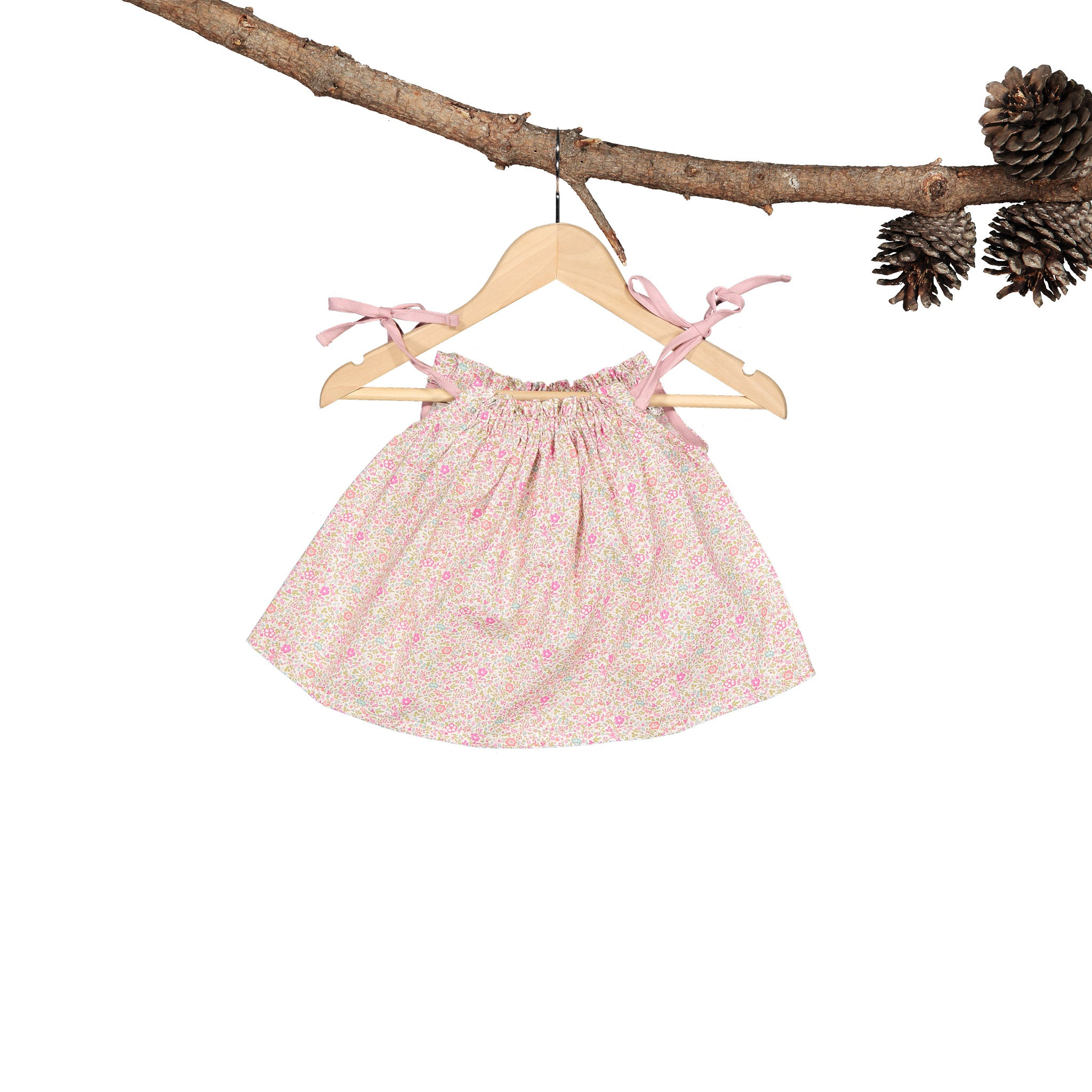 Liberty June Babydoll Top Katie & Millie