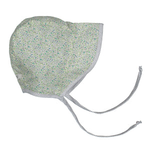 Liberty Reversible Sun Bonnet Newland print