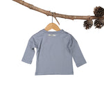 Noah Periwinkel Blue Long Sleeve T-Shirt