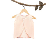 Betty Tunic - Blush Twill