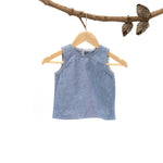 Betty Tunic Chambray