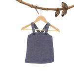 Grace Tunic Denim Blue