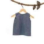 Betty Tunic Denim