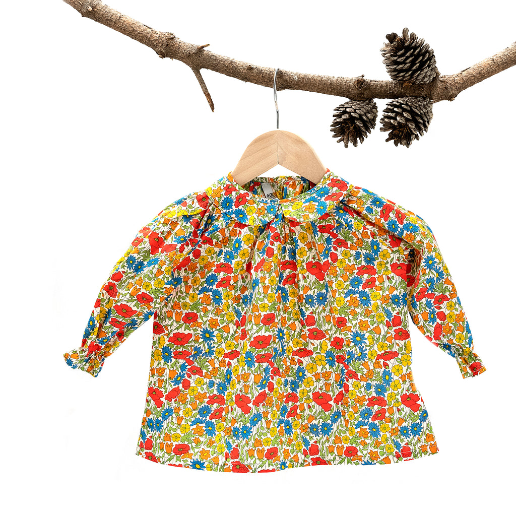 Liberty Bloom Blouse Poppy & Daisy