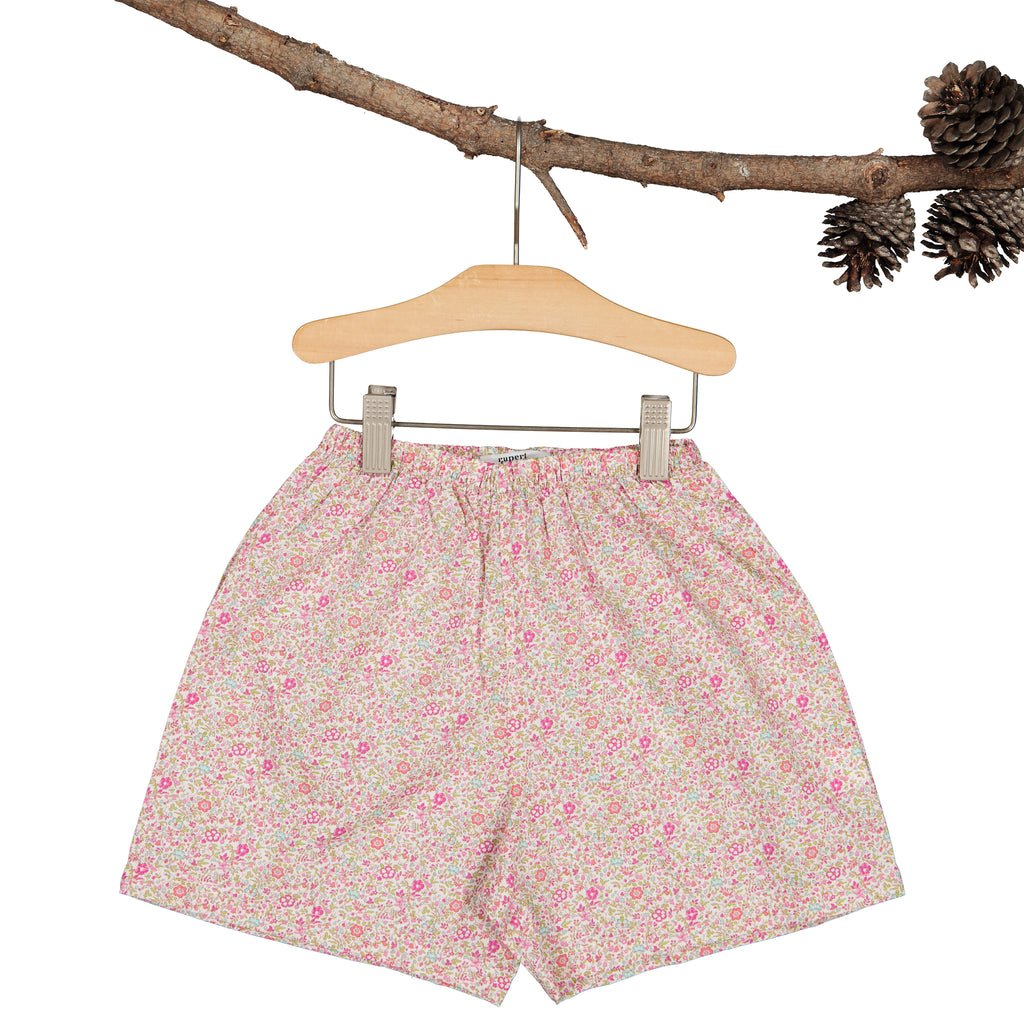 Millie & Katie Heirloom  Flare Shorts