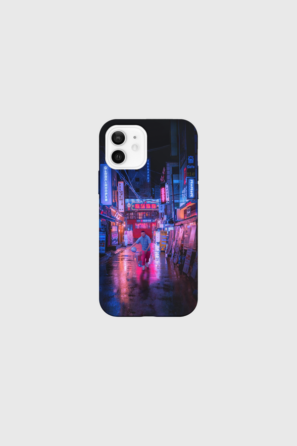 Professor City Light iPhone Case