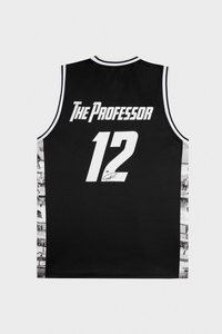 Signed Ankle Breaker Professor Jersey