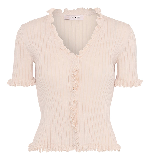 A-View Fabia AV1301 Blouse 005 Off white