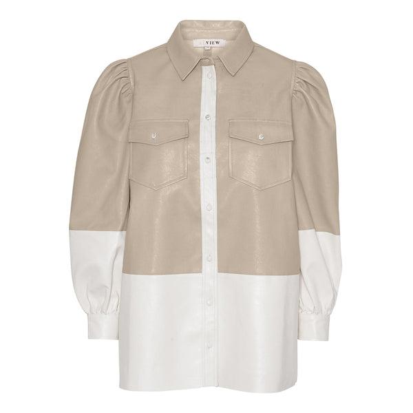 Orlando shirt AV1734 - Beige/Off white