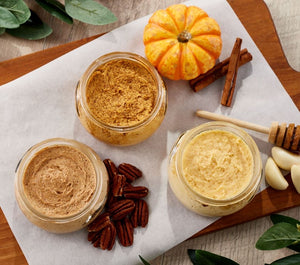 Pecan Pie Flavor Infused Butter
