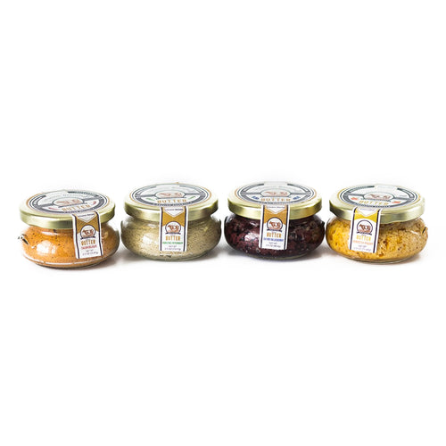 Assorted Mini Jar Set (Without Gift Box)