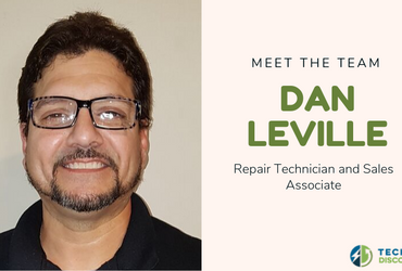 Meet the Team Monday: Dan Leville