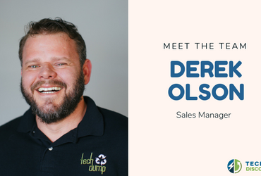 Meet the Team Monday: Derek Olson