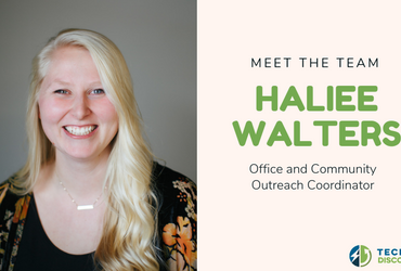 Meet the Team Monday: Haliee Walters