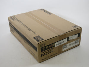Yamaha PA2030 Power Amplifier New in Box