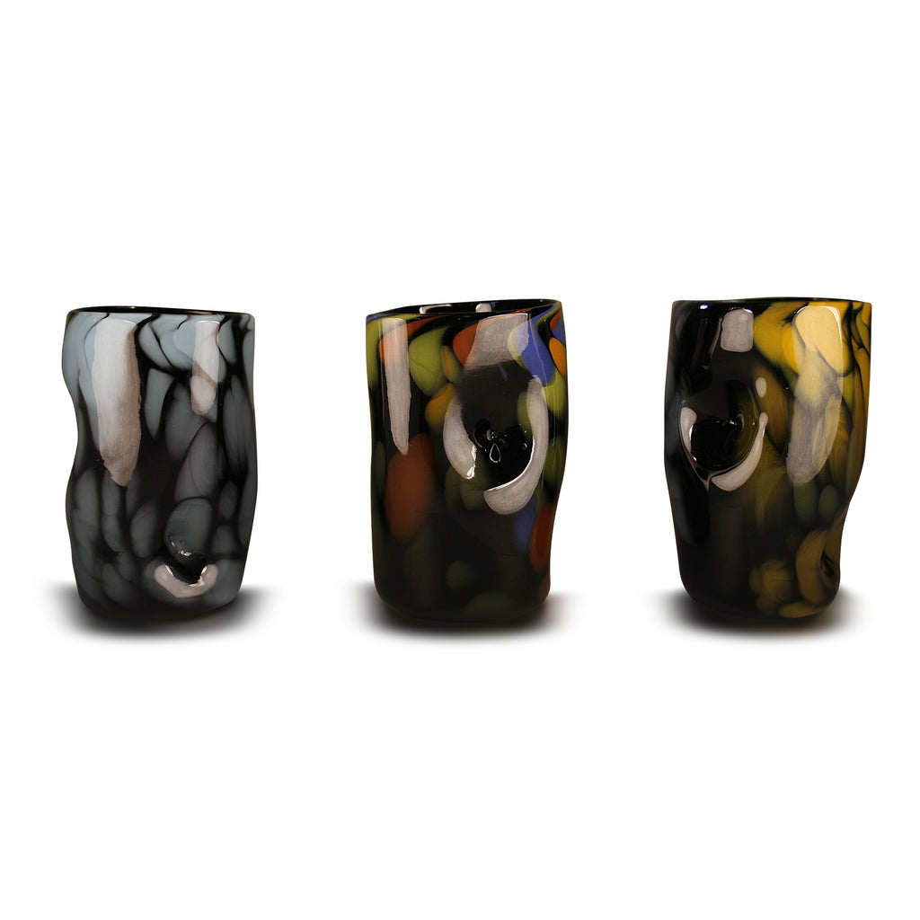 Vintage Tumblers | Set of Three