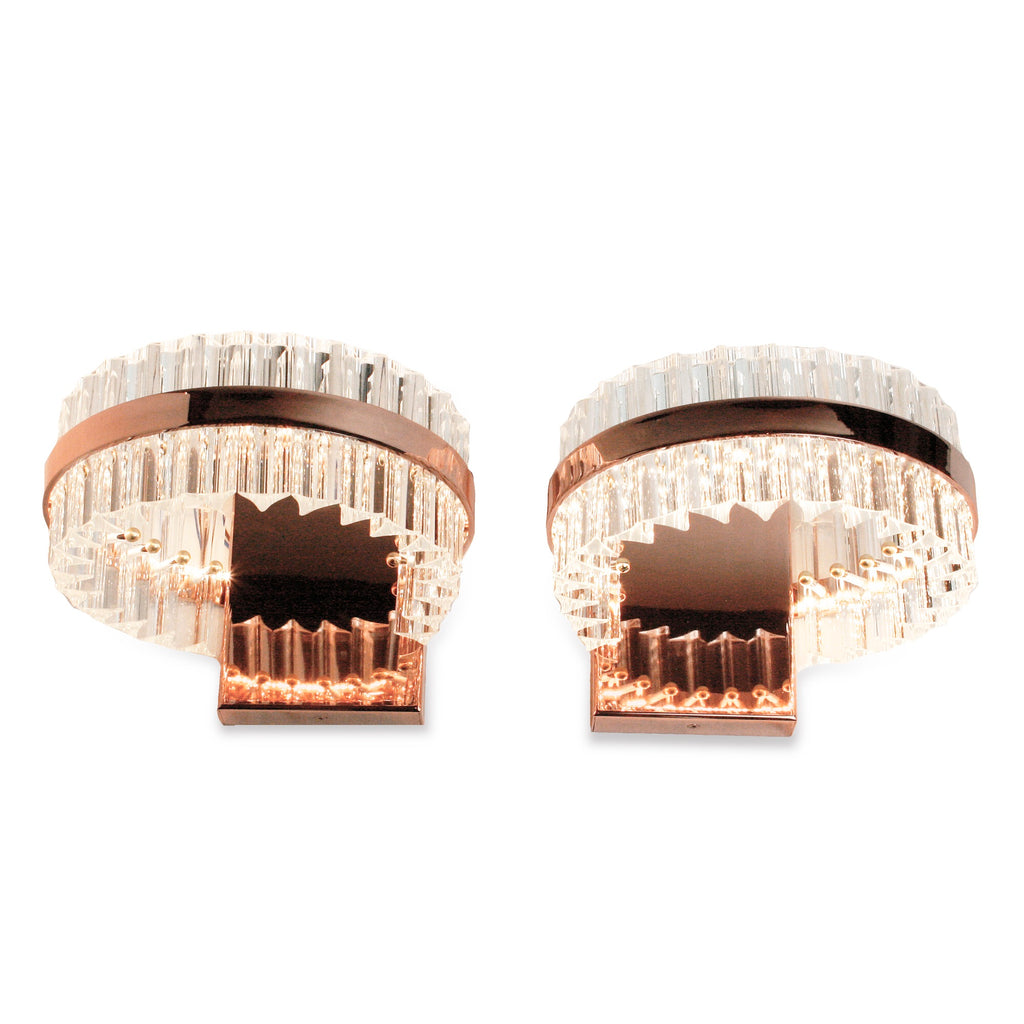 Saturno Wall Light (Pair of) PC