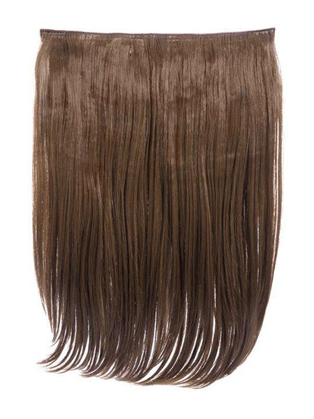 Dolce 1 Weft 18″ Straight Hair Extensions In Golden Brown - storm desire
