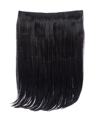 Dolce 1 Weft 18″ Straight Hair Extensions In Raven - storm desire