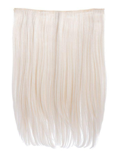 Dolce 1 Weft 18″ Straight Hair Extensions In Bleach Blonde - storm desire