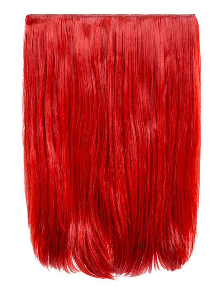 Dolce 1 Weft 18″ Straight Hair Extensions In Red - Storm Desire