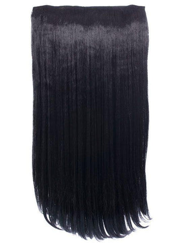 Envy 3 Weft Straight 22″-24″ Hair Extensions in Natural Black - Storm Desire