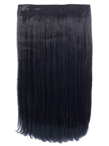 Envy 3 Weft Straight 22″-24″ Hair Extensions in Jet Black - Storm Desire