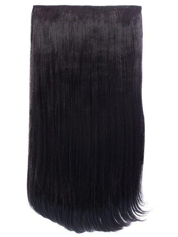 Envy 3 Weft Straight 22″-24″ Hair Extensions in Raven - Storm Desire