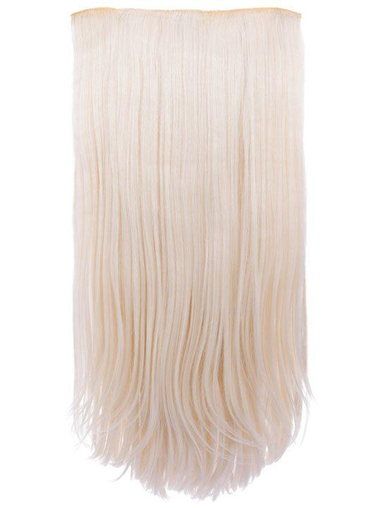 Envy 3 Weft Straight 22″-24″ Hair Extensions in Bleach Blonde - storm desire