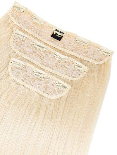 Envy 3 Weft Straight 22″-24″ Hair Extensions in Light Blonde - storm desire