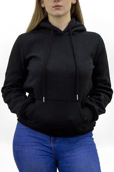 Black Fleece Hoodie - Kelly