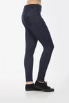 Navy Blue Soft Stretch Denim Jeggings - Seinna