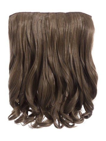 Rosie 1 Weft 16″ Curly Hair Extensions In Harvest Blonde - storm desire