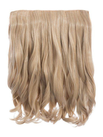 Rosie 1 Weft 16″ Curly Hair Extensions In Golden Blonde - Storm Desire