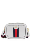 Grey Bee Stripe Cross body Bag - Kendall