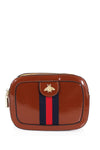 Brown Bee Stripe Cross body Bag - Kendall